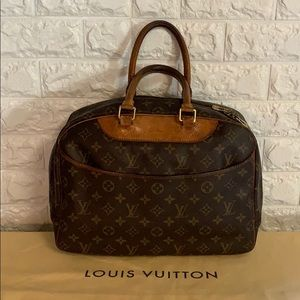 Authentic Louis Vuitton Deauville